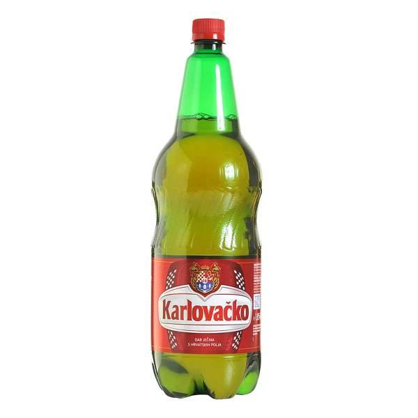 Karlovačko svijetlo pivo 1,854L