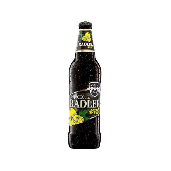 Osječko crno Radler limun 0,5L