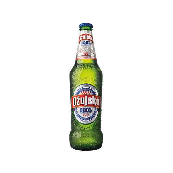 Ožujsko Cool pivo 0,5L