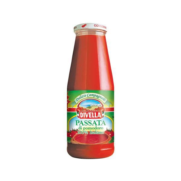 Rajčica pasirana 680g, Divella