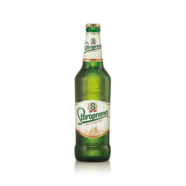 Staropramen pivo 0,5L