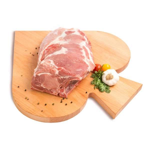 Svinjski vrat s kostima 1kg, PIK Vrbovec