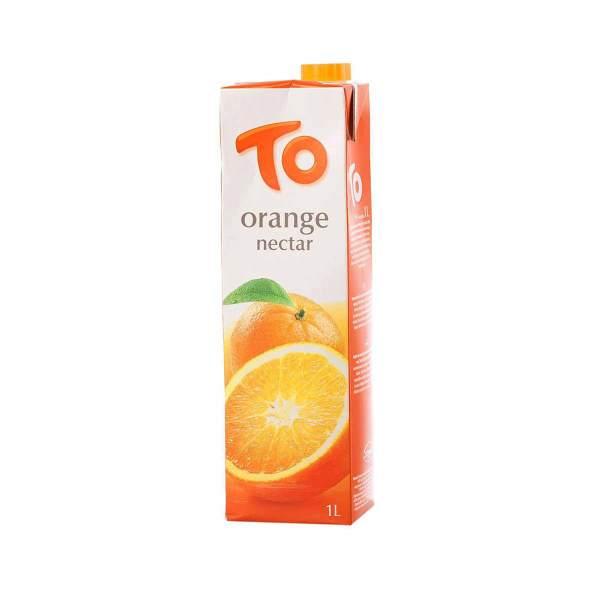 To naranča nektar 1L