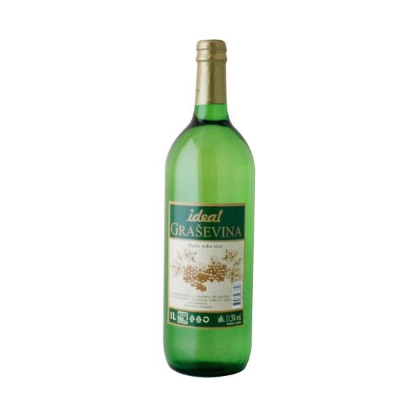 Vino bijelo Graševina Ideal 1L, Stridon