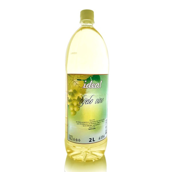 Vino bijelo Ideal 2L Stridon