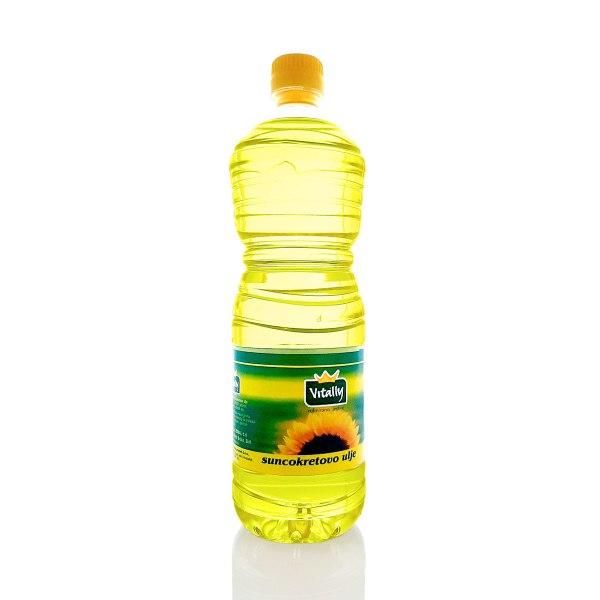 Vitally suncokretovo ulje 1L