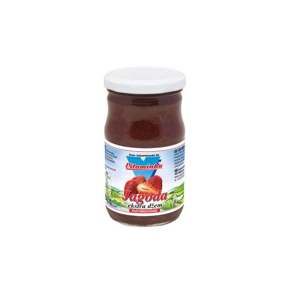 Džem jagoda 360g Vitaminka
