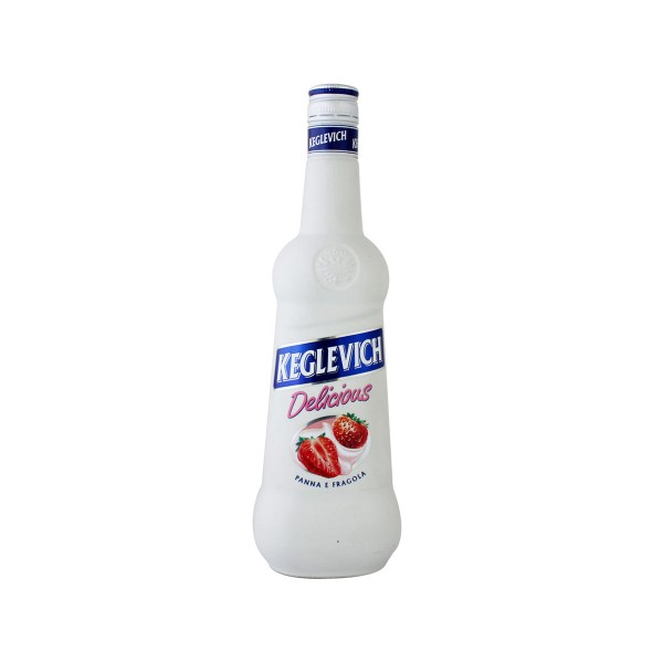 Keglevich vodka s šlagom i jagodama 0,70L