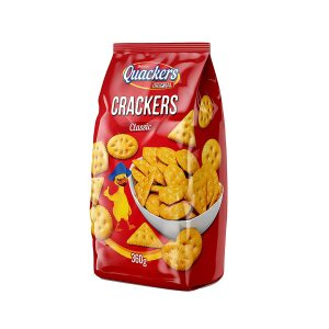 Quackers original Crackers classic 360g