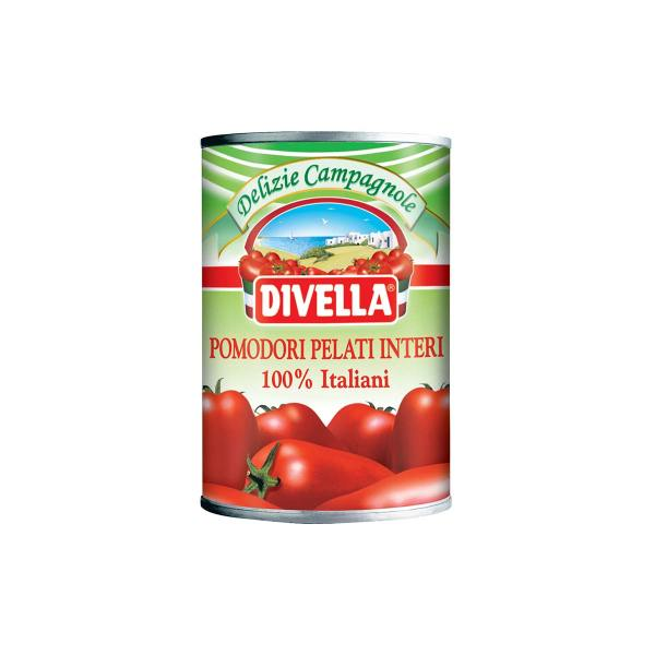 Rajčica Pelat 400g, Divella