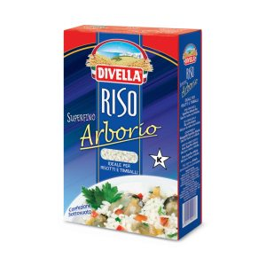 Riža Aborio 1kg, Divella