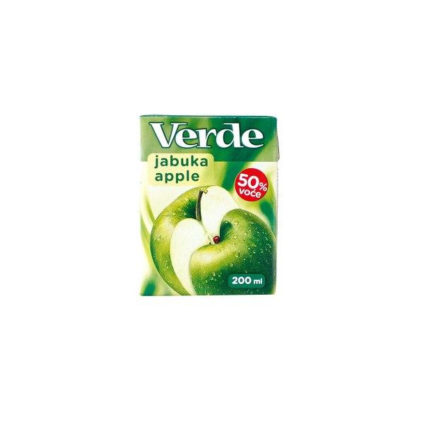 Sok Verde jabuka nektar 0,2L