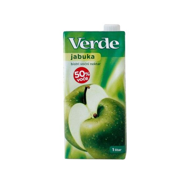 Sok Verde jabuka nektar 1L
