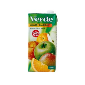 Sok Verde multivitamin nektar 1L