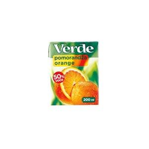 Sok Verde naranča 0,2L