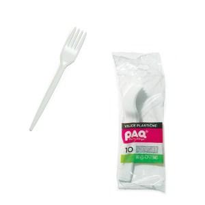 Vilice plastične Paq 10/1