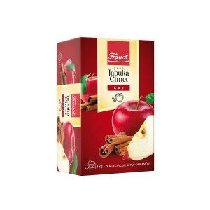 Čaj jabuka-cimet 60g, Franck