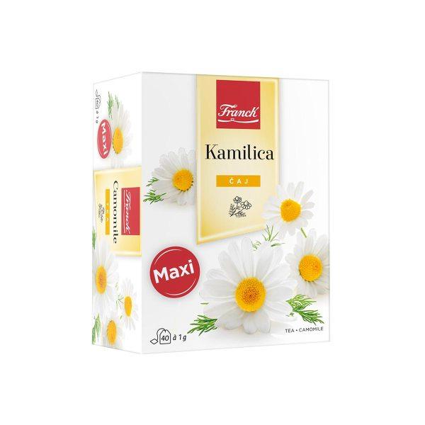 Čaj kamilica maxi 40g, Franck