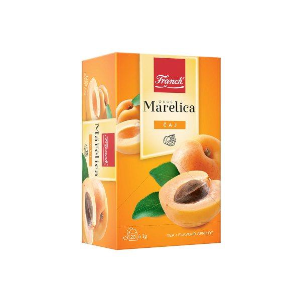 Čaj marelica 60g, Franck