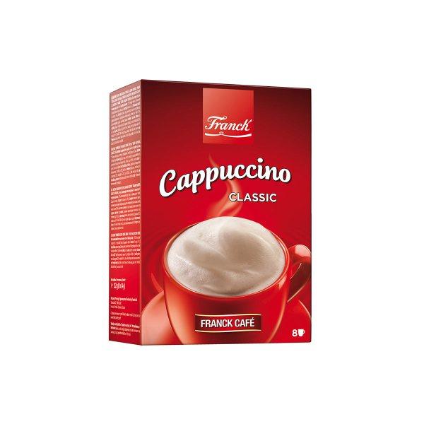 Cappuccino classic 112g Franck