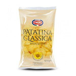 Čips Patatina Classica 500g