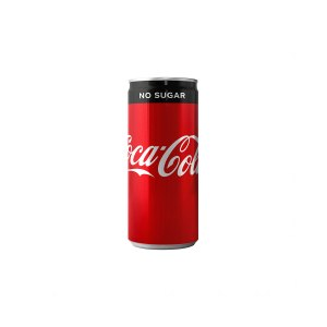 Coca-Cola No Sugar 0,5L, lim.
