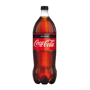 Coca-Cola No Sugar 1,5L, PET