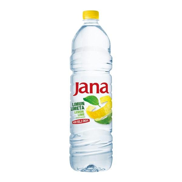 Jana limun-limeta 1,5L, Jamnica plus