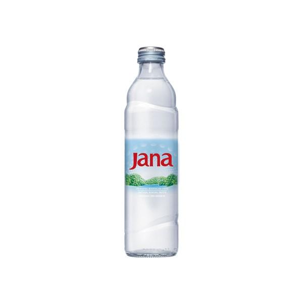 Jana prirodna mineralna negazirana voda 0,33L