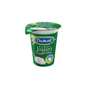 Jogurt čvrsti 180g, Dukat