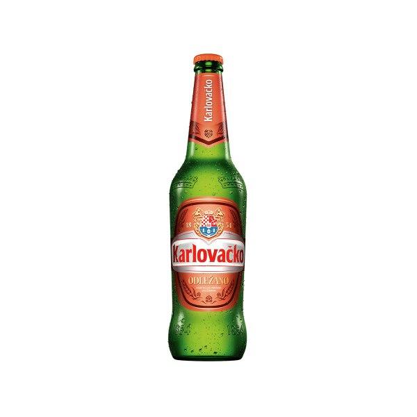 Pivo Karlovačko odležano 0,5L