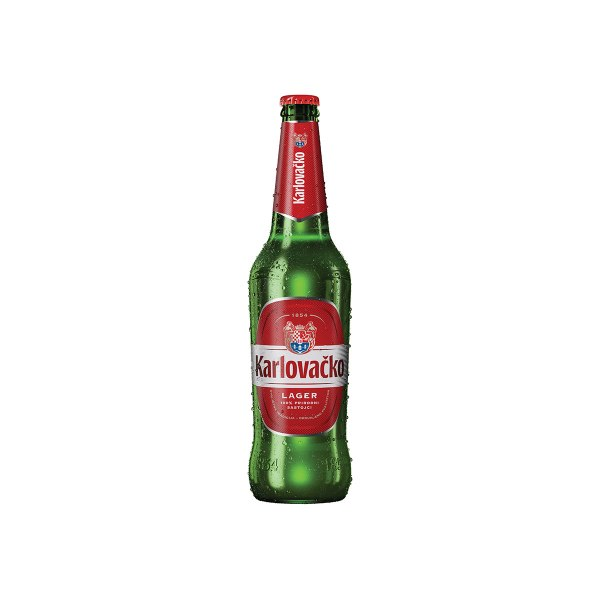 Pivo Karlovačko svijetlo 0,33L