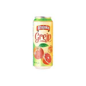 Pivo Ožujsko grejp 0,5L, lim.