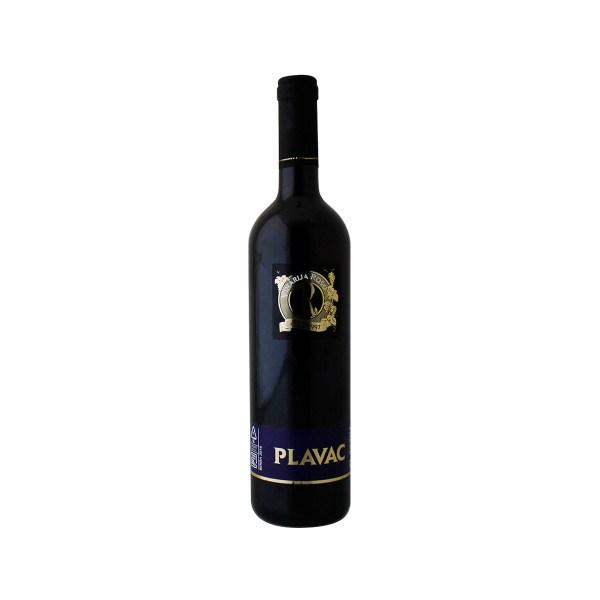Plavac 0,75L, Vinarija Roso