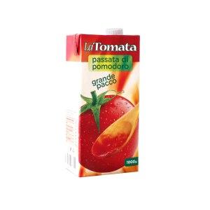 Rajčica pasirana La Tomata Verde 1L