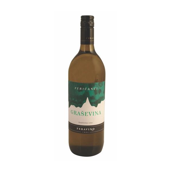 Vino Graševina 1L, Feravino