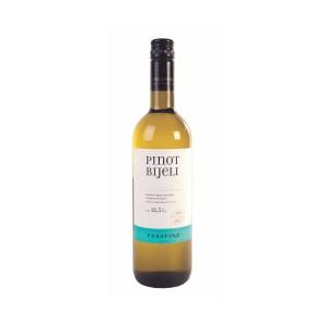Vino Pinot bijeli Classic 0,75L, Feravino
