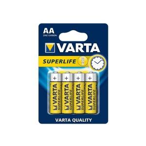Baterije Varta Superlife Mignon R6 AA 1,5V 4kom