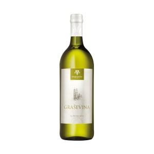 Vino kvalitetno Graševina 1L, Đakovo