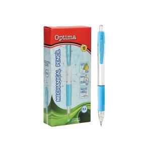Olovka tehnička Optima Grippy 0,5mm svijetlo plava