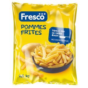 Pommes frites Fresco 2,5kg, Ledo