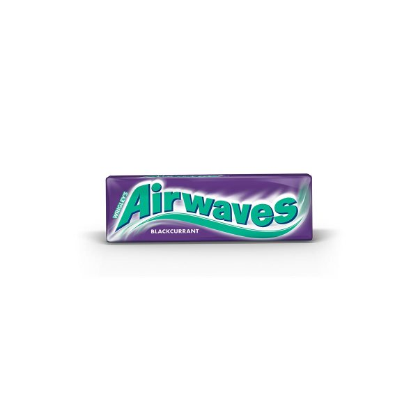 Airwaves mentol i crni ribiz žvakaće gume 14 g, Wrigley