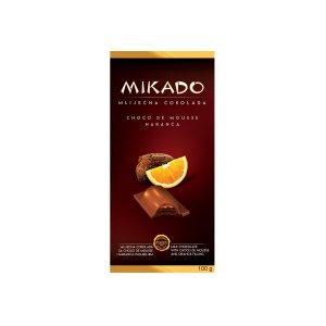 Mikado čokolada s čok. i naranča punjenjem 100g, Zvečevo