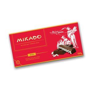 Mikado mliječna čokolada s rižom 150g, Zvečevo
