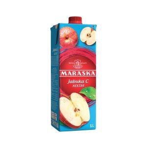 Sok jabuka C nektar 1L, Maraska