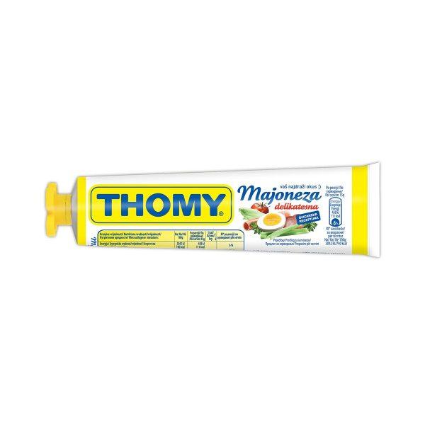 Thomy majoneza 165g
