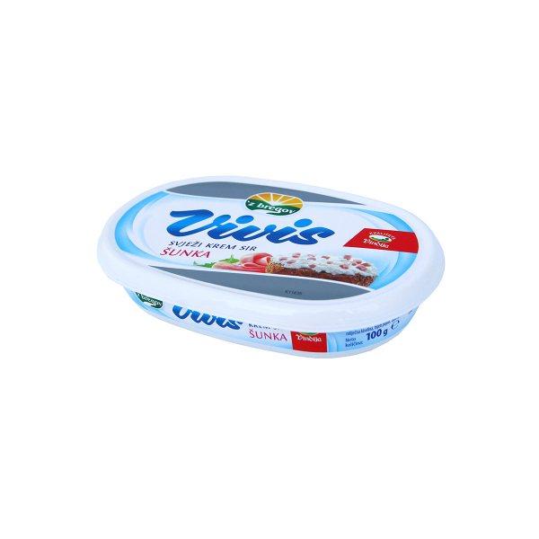 Vivis svježi krem sir šunka 100g, Vindija