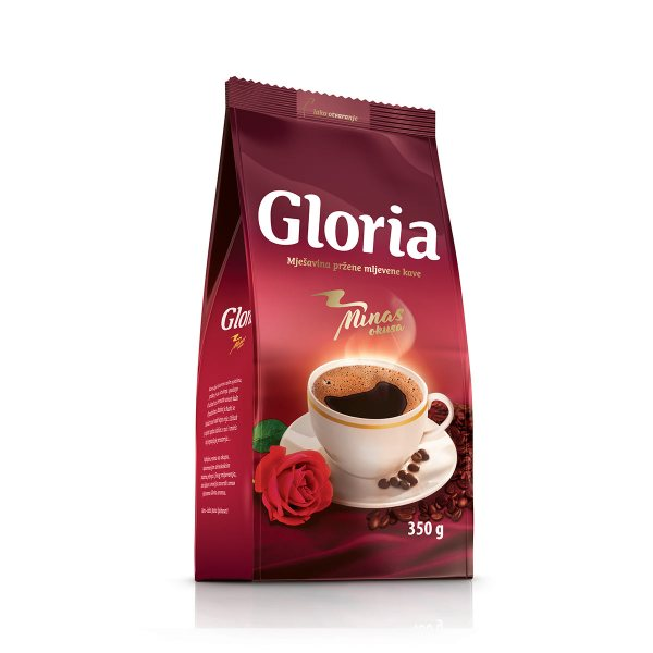Gloria mljevena kava 350g, Franck