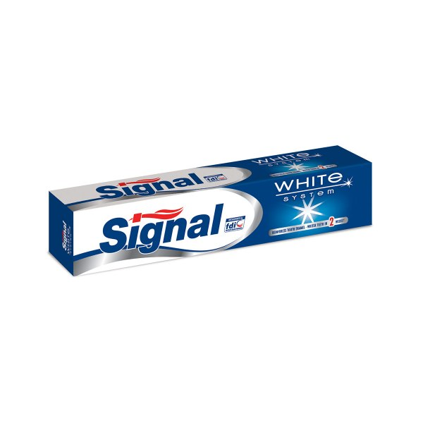 Zubna pasta Signal TP White System 75mL