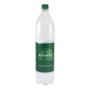 Kalnička gazirana prirodna mineralna voda 1,5L